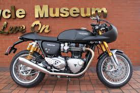 National Motorcycle Museum Winter Raffle To Win A Brand New