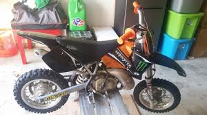 2008 ktm sx 50 motorcycles for sale
