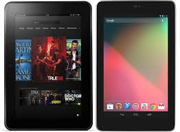 is kindle android nexus 7 vs kindle hd which is best for students hackcollege