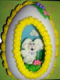 easter sugar eggs diy make a sugar egg easter decoration frugal upstate