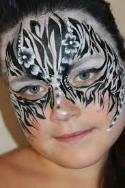 Cheetah Face Makeup For Halloween 167 Best Animal Face Paint Masks Images On Pinterest Make Up