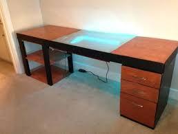best computer desks best modern minimalist computer desk orange plastic modern computer