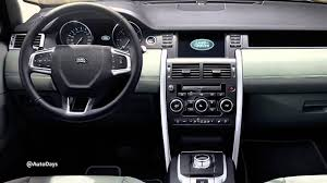 land rover lr4 2015 interior 2015 land rover discovery sport interiors and exteriors youtube