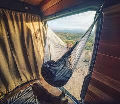Cocoon Hammock Camping Cyrus Sutton Van Hammock Hammock Camping Experiences And Blog