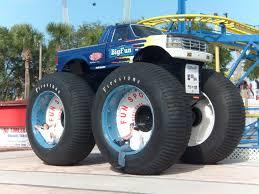 all bigfoot monster trucks big foot monster truck fun spot usa kissimmee