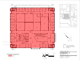 Waterloo Station Floor Plan by Math 3 Safety Office University Of Waterloo