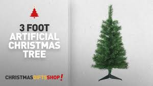 most popular 3 foot artificial tree jeco tacoma pine