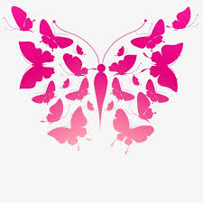 pink butterfly png images vectors and psd files free