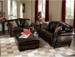 100 Real Leather Sofas Furniture Genuine Leather Sofa For Excellent Living Room Sofas