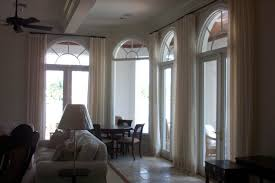 tips in making curtain for large windows more beautiful