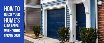 Garage Door Curb Appeal - how to boost your home u0027s curb appeal with your garage door sears
