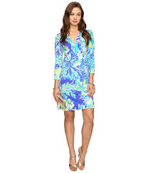 S Well Lilly Pulitzer by Lilly Pulitzer Riva Dress At Zappos Com