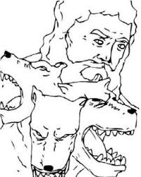 greek god coloring pages hades