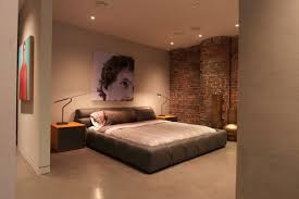Modern Bachelor Apartment Master Bedroom  Interior Design Ideas - Bachelor apartment designs