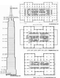 chrysler building floor plans empire state building diagram my hommie pinterest empire state