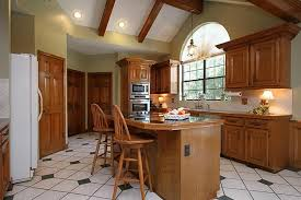 glass top kitchen island interior country kitchen interior with shaker kitchen cabinet