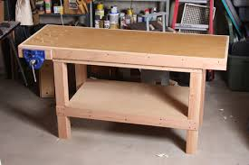 Woodworking Bench For Sale by A Basic Bench That U0027s Quick To Make Finewoodworking