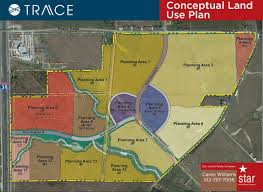 San Marcos Outlet Mall Map New 475m Trace Development Announced For San Marcos