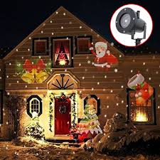 christmas light projector uk moving rgb led laser projector l outdoor christmas landscape