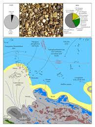 Shark Map Of The World by Eocene Lutetian Shark Rich Coastal Paleoenvironments Of The