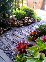 simple landscaping ideas for front of house design decors image