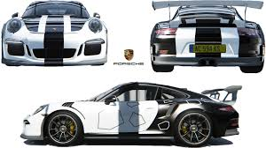 porsche 911 custom porsche 911 gt3 rs black stripes custom skin racedepartment