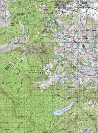Hiking Maps Reds Meadow Backpacking Map To Vermilion Valley Resort