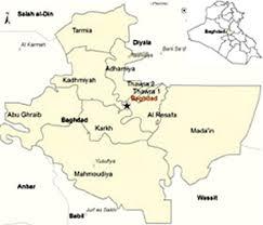 map of baghdad iar s2016 baghdad slums sadr city of san francisco