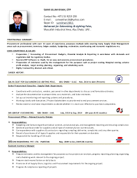 Supply Chain Management Executive Resume Awe Inspiring Procurement Resume 10 Resume Manager Procurement