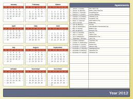 free excel calendar templates yearly template 2014 ic 2018 with
