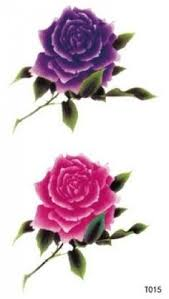 purple rose tattoos for girls purple rose tattoos for girls
