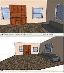 viewing a model sketchup knowledge base