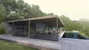 villa d architecte contemporaine maison contemporaine bois architecture pinterest maisons