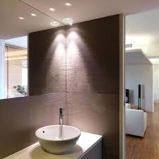 bathroom recessed lighting placement recessed bathroom lighting unitedwhite org