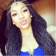 modern hairsyyles in senegal long senegalese twist with headpiece hair ombrehair org african