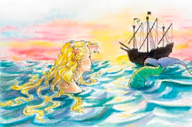 mermaid howstuffworks