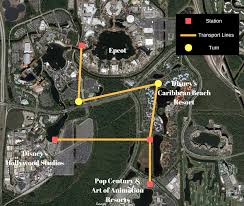 Disney World Epcot Map Confirmed Disney Is Officially Building A Gondola System Between