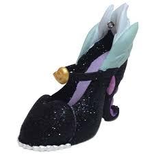 your wdw store disney shoe ornament villain ursula