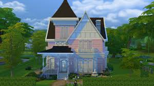 Small Victorian Homes by My First Houses In The Sims 4 U2014 The Sims Forums