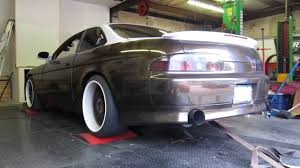 lexus turbo coupe rearveiw george u0027s 1991 lexus sc300 2jzgte single turbo swap on the