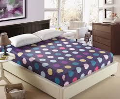 queen size bedspreads 100 cotton 4pc bedskirt type bed sheet set