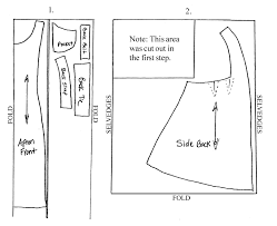 edwardian apron pattern