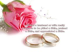 wedding quotes ring marriage