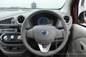 datsun 2017 datsun redi go to launch in a few months reports