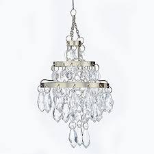 Miniature Chandelier Crystal Miniature Chandelier Amazon Com