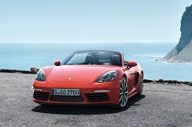 porsche boxster engine for sale 2017 porsche 718 boxster ride review motor trend