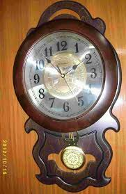 Wooden Wall Clock Fashion Woodcarved Yw127 Wooden Wall Clock Alarm Clock Traditional