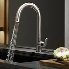kitchen faucet touchless kohler k 72218 vs sensate touchless kitchen faucet vibrant