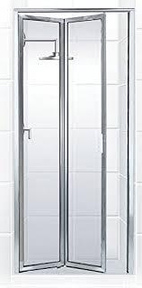 Bifold Shower Door Coastal Shower Doors Paragon Series Framed Bi Fold Hinge