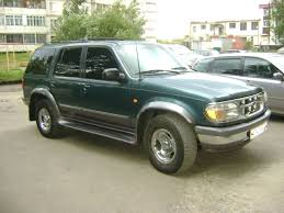 Ford Explorer Length - used 1997 ford explorer photos 4000cc gasoline manual for sale